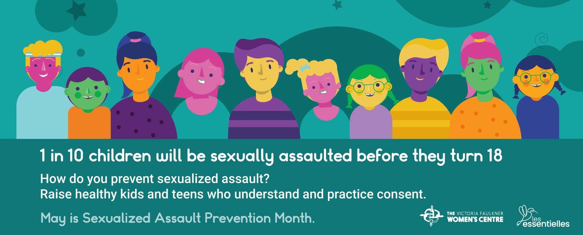 yukon sexual assault prevention month banner